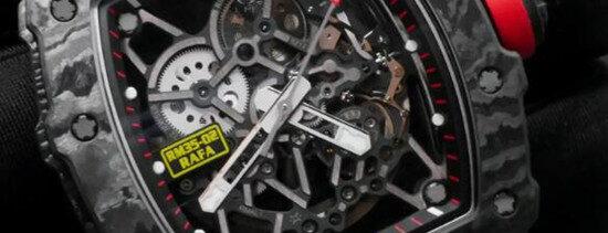 Richard Mille Rafael Nadal Rm35 02 Carbon Case Ntpt Zegarek Repliki Wysokiej Technologii Przewodnik Po Repliki Zegarkow Najlepszy Przewodnik Po Markach Zegarkow